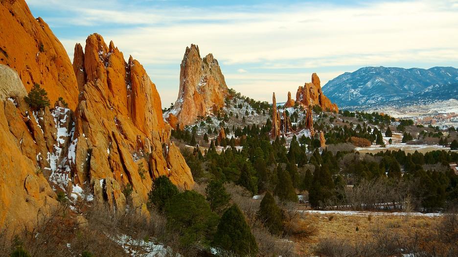 Garden of the gods in colorado springs colorado expedia for Garden of the gods colorado springs