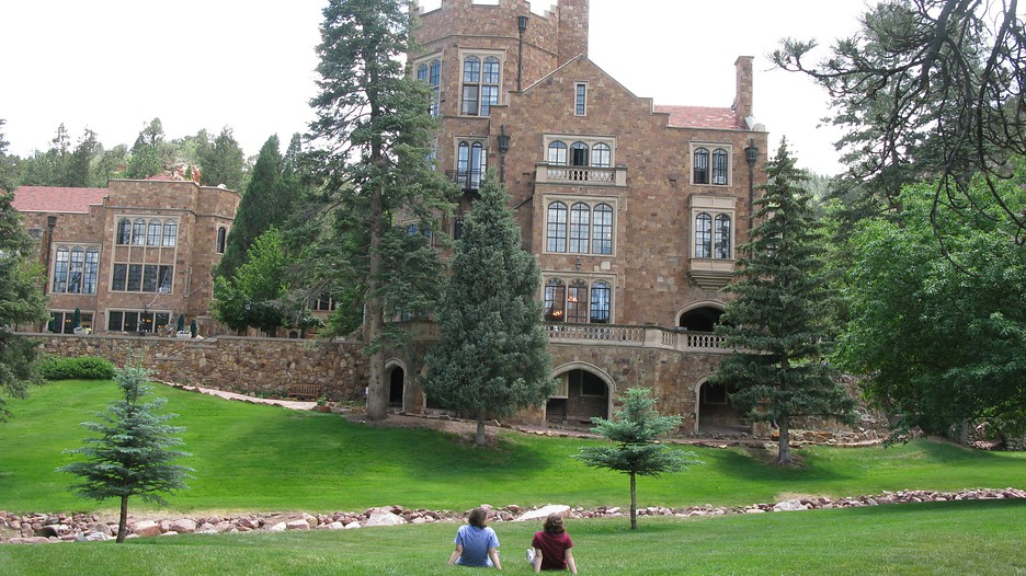 Glen Eyrie Castle In Colorado Springs Colorado Expedia