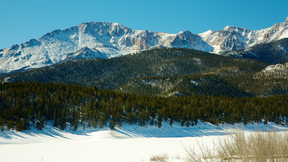 Pikes Peak In Colorado Springs Colorado Expedia