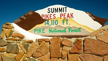 Pikes Peak - Denver