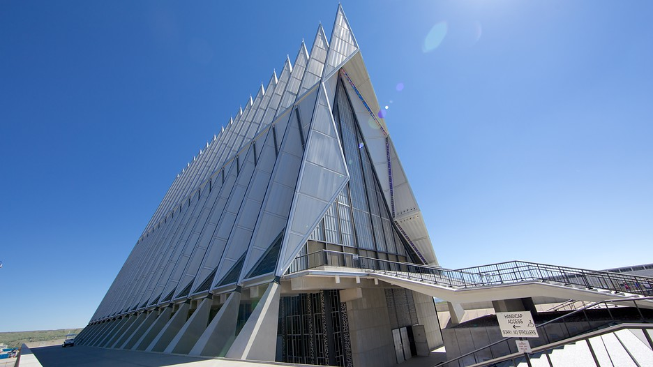 Guided Tour Air Force Academy