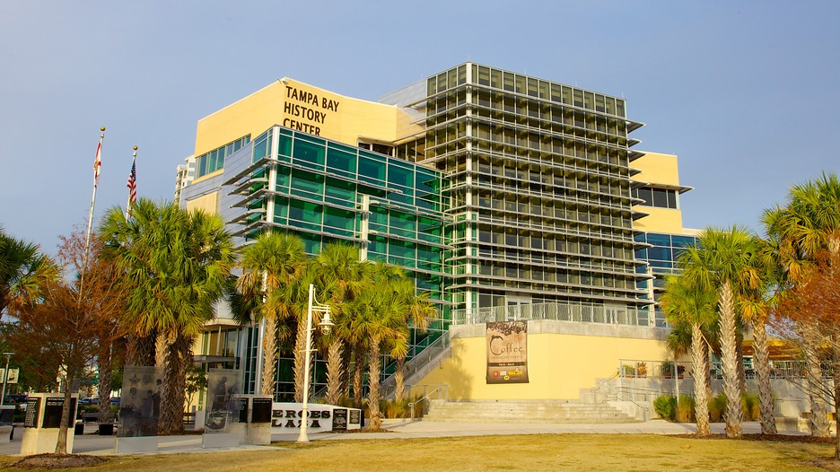Tampa Bay History Center In Tampa Florida Expedia
