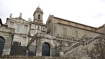 Church of Sao Francisco - Porto