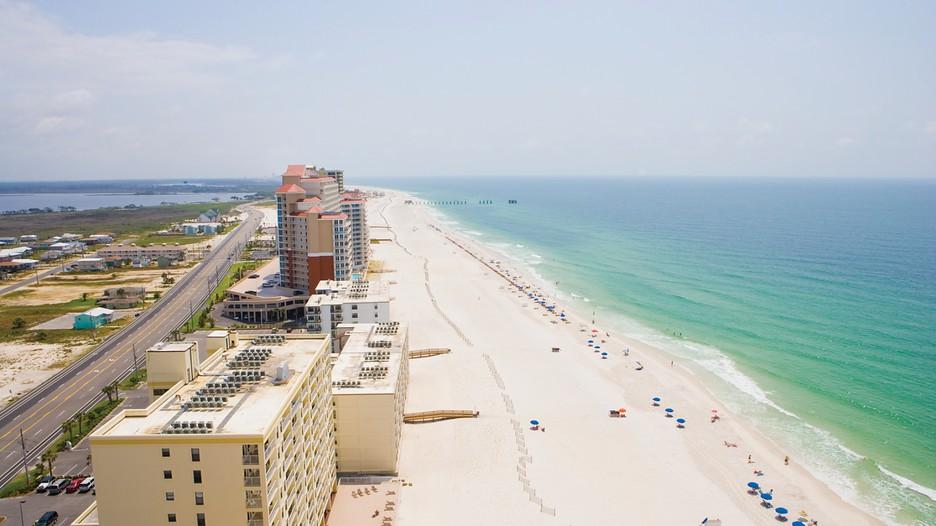 Gulf coast swinging accommodations