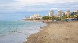 Los Alamos Beach - Malaga - Tourism Media