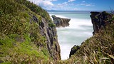 Pancake Rocks - Punakaiki - Tourism Media