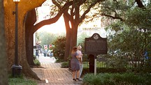 Johnson Square - Savannah