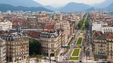 Grenoble - France - Tourism Media
