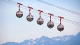 Grenoble-Bastille Cable Car - Isere (department) - Tourism Media