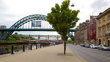 Quayside - Newcastle-upon-Tyne