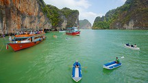 Ao Phang Nga National Park - Phuket