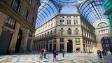 Galleria Umberto - Naples - Tourism Media