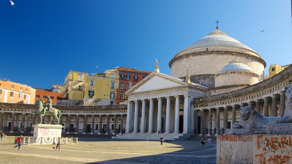 Afbeeldingsresultaat voor Kerk San Francesco Di Paola Napels