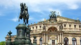 Semper Opera House - Dresden - Tourism Media