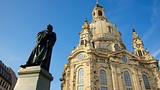 Martin Luther Statue - Dresden - Tourism Media