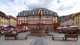 Market Square - Heidelberg - Tourism Media