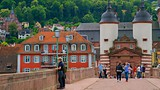 Karl Theodor Bridge - Heidelberg - Tourism Media