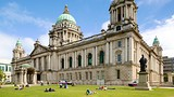 Belfast City Hall (rådhus) - Storbritannia - Tourism Media