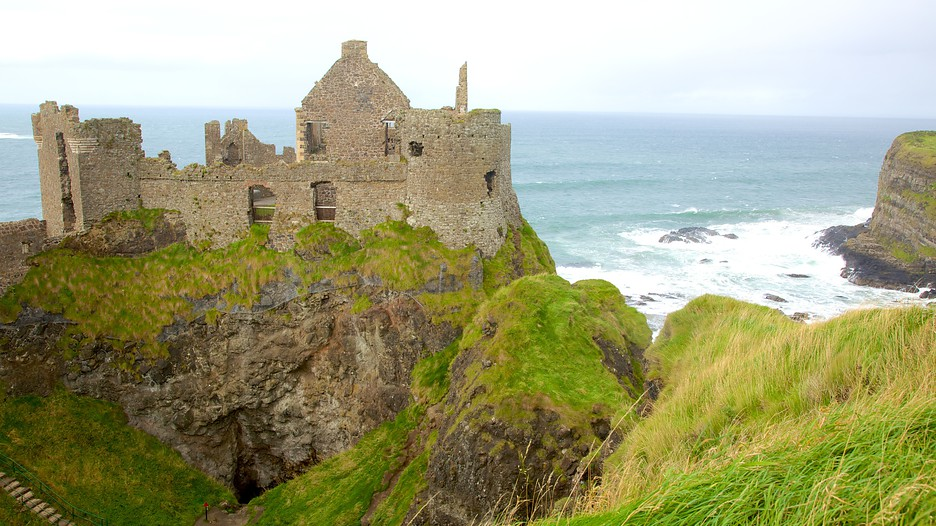 Dunluce Castle In Portrush Northern Ireland Expedia