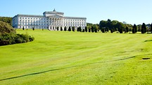 Stormont Parliament Buildings - Belfast