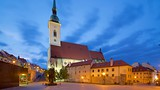 St. Martin's Cathedral - Bratislava - Tourism Media
