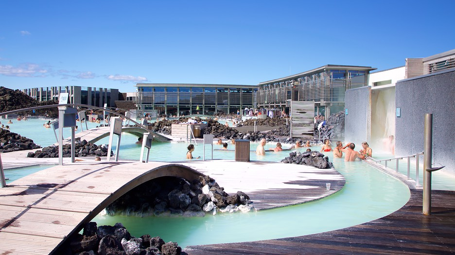 Blue lagoon in reykjavik for Hotels near the blue lagoon iceland