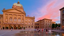 Bundeshaus (Swiss Parliament) - Bern (region)