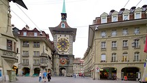 Clock Tower (Zeitglockenturm) - Bern (region)