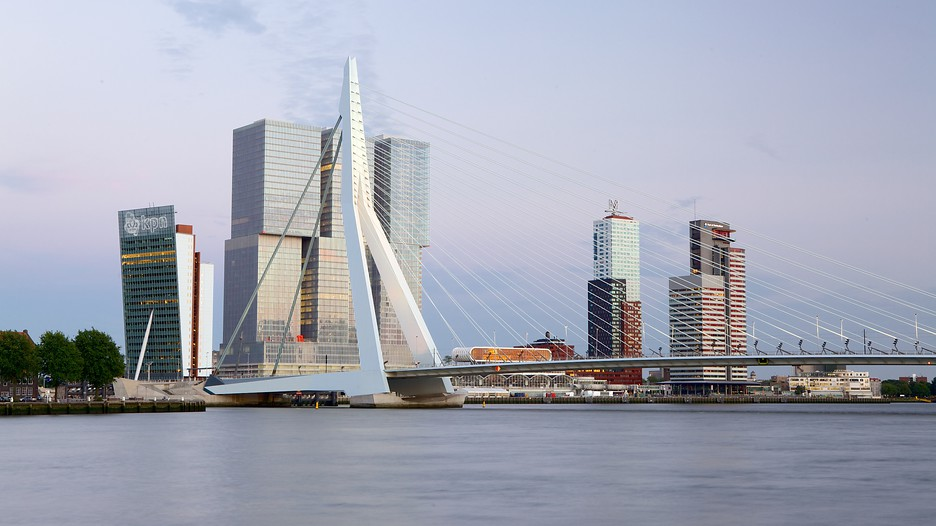 Erasmusbrug-Rotterdam | Expedia.nl