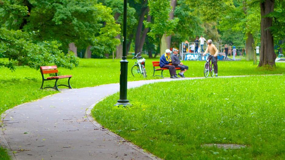 jordan park krakow attraction