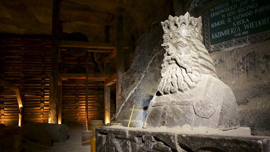 Wieliczka Salt Mine in Krakow, | Expedia