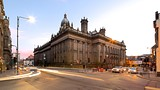 Leeds Town Hall - West Yorkshire - Tourism Media
