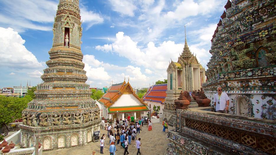 Wat Arun in Bangkok, Bangkok  Expedia