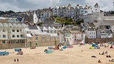 Porthmeor Beach - Cornwall - Tourism Media