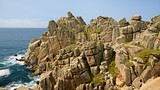 Logan's Rock - Cornwall - Tourism Media