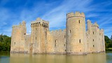 Bodiam Castle - East Sussex - Tourism Media