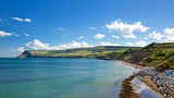 Robin Hood's Bay Beach - Whitby - Tourism Media