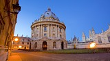 Radcliffe Camera (historisk bygning) - England - Tourism Media
