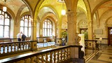 Oxford Town Hall (rådhus) - England - Tourism Media