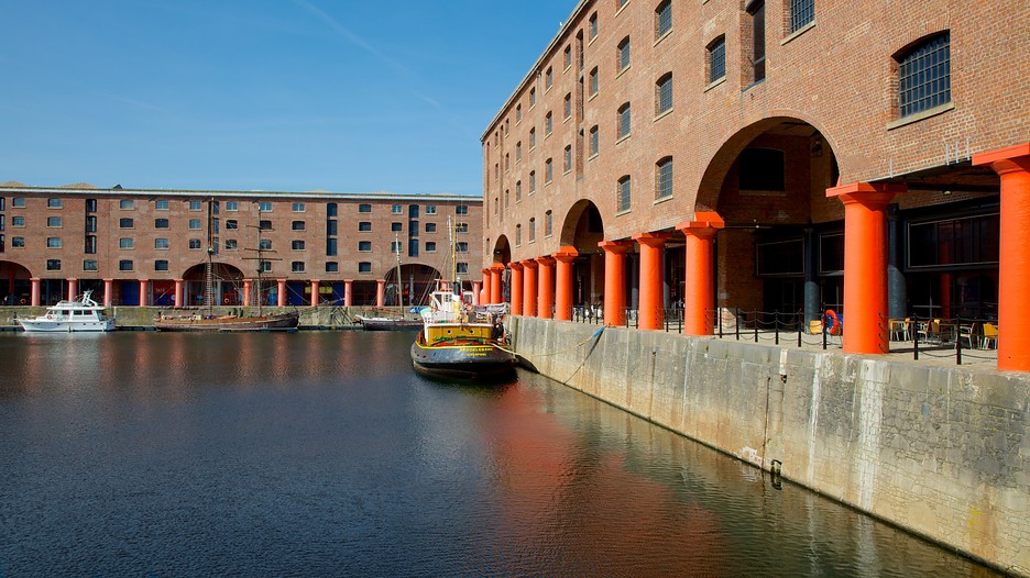 Albert Dock In Liverpool England Expedia