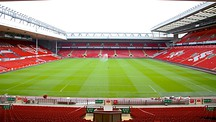 Anfield Road Stadium - Liverpool