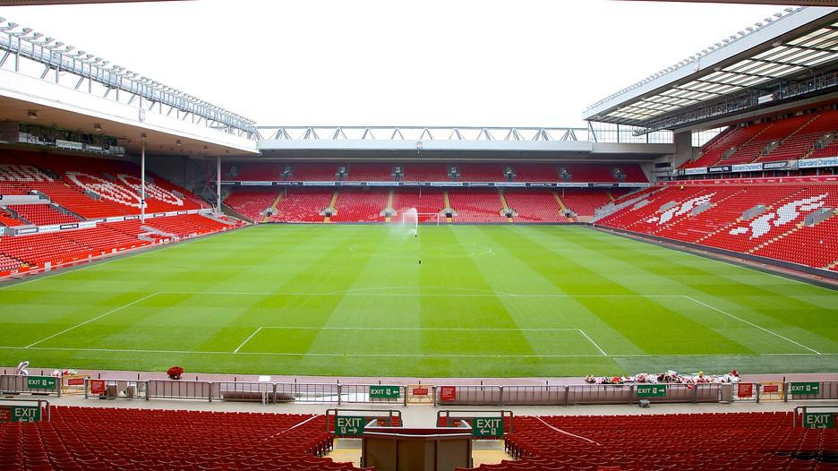 Anfield Road Stadium In Liverpool England Expedia Ca