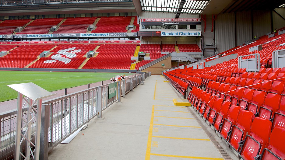Anfield Road Stadium in Liverpool, England | Expedia