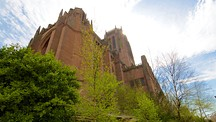 Liverpool Anglican Cathedral - Liverpool
