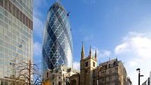 The Gherkin - London (og omegn)