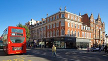 Kensington High Street - Londres (y alrededores)