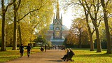 Showing item 64 of 90. Albert Memorial - London - Tourism Media
