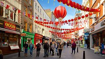 Chinatown - London (og omegn)