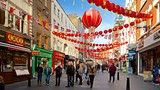 Showing item 67 of 90. Chinatown - London - Tourism Media