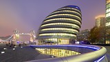 Showing item 18 of 90. London City Hall - London - Tourism Media